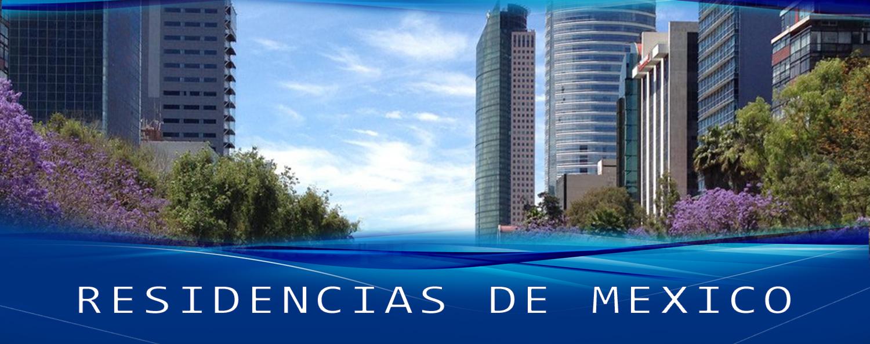 Residencias de México